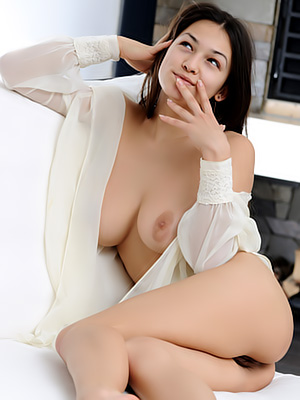 Big Tits Hairy Pussy Asian