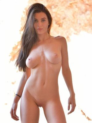 lana rhodes nude