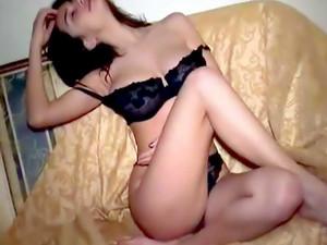 Felicity Black Lingerie