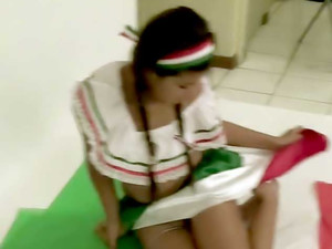 Tere Mexican Girl