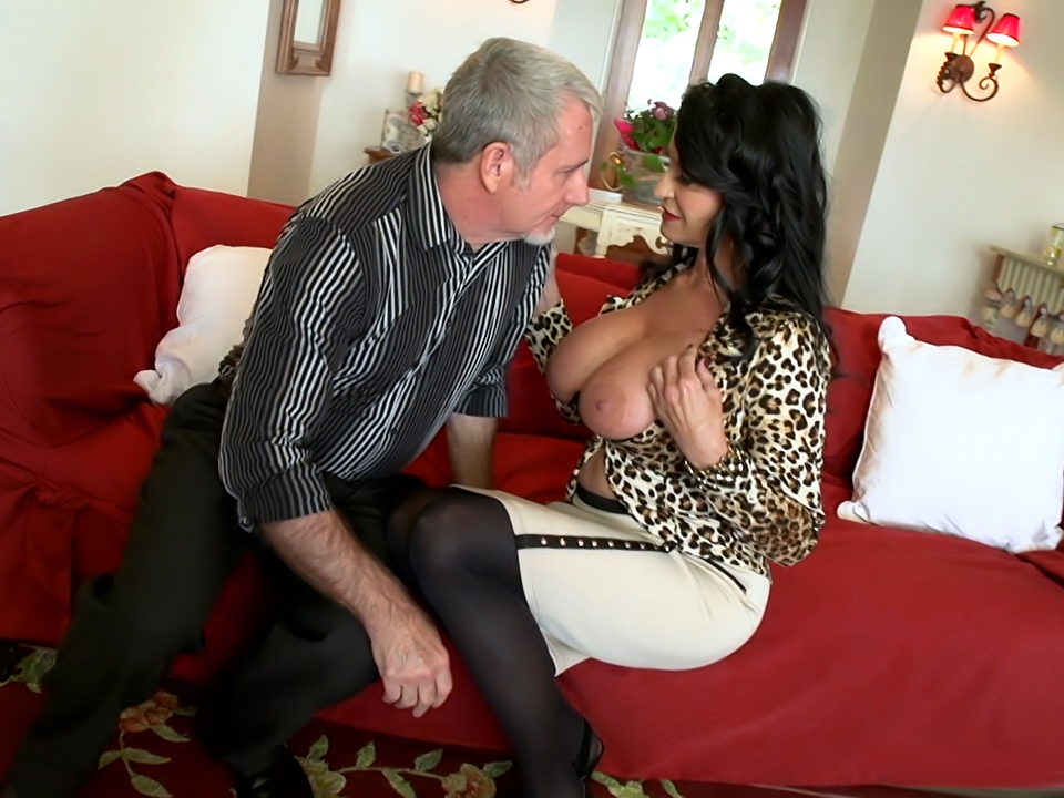 Horny Grannies Love To Fuck 12