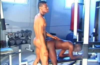 Black Gay Alize Does Anal