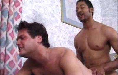 White Gay Loving a Black Dick