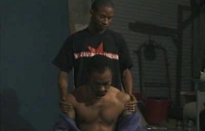 Horny Black Gays Teasing