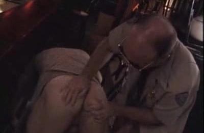 Cop Daddies Hard Bottoming