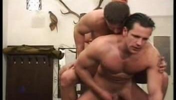 Wild Gay Anal Pounding