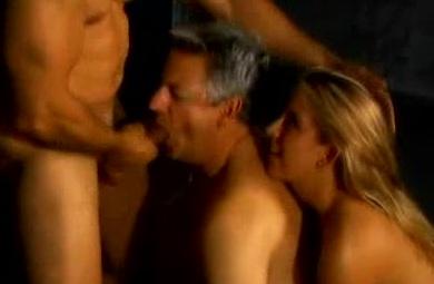 Desire Moore Bisexual MMF Bang