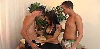 Monica Mattos Bisexual MMF