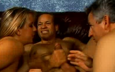 Desire Moore Hot Bisexual Threesome