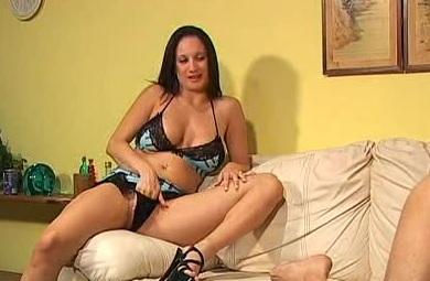 Anitta's Bisexual Threesome
