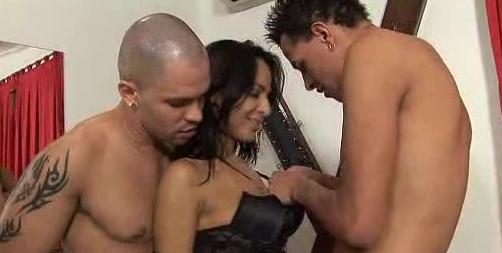 Belinha's Two Bisexual Surprises