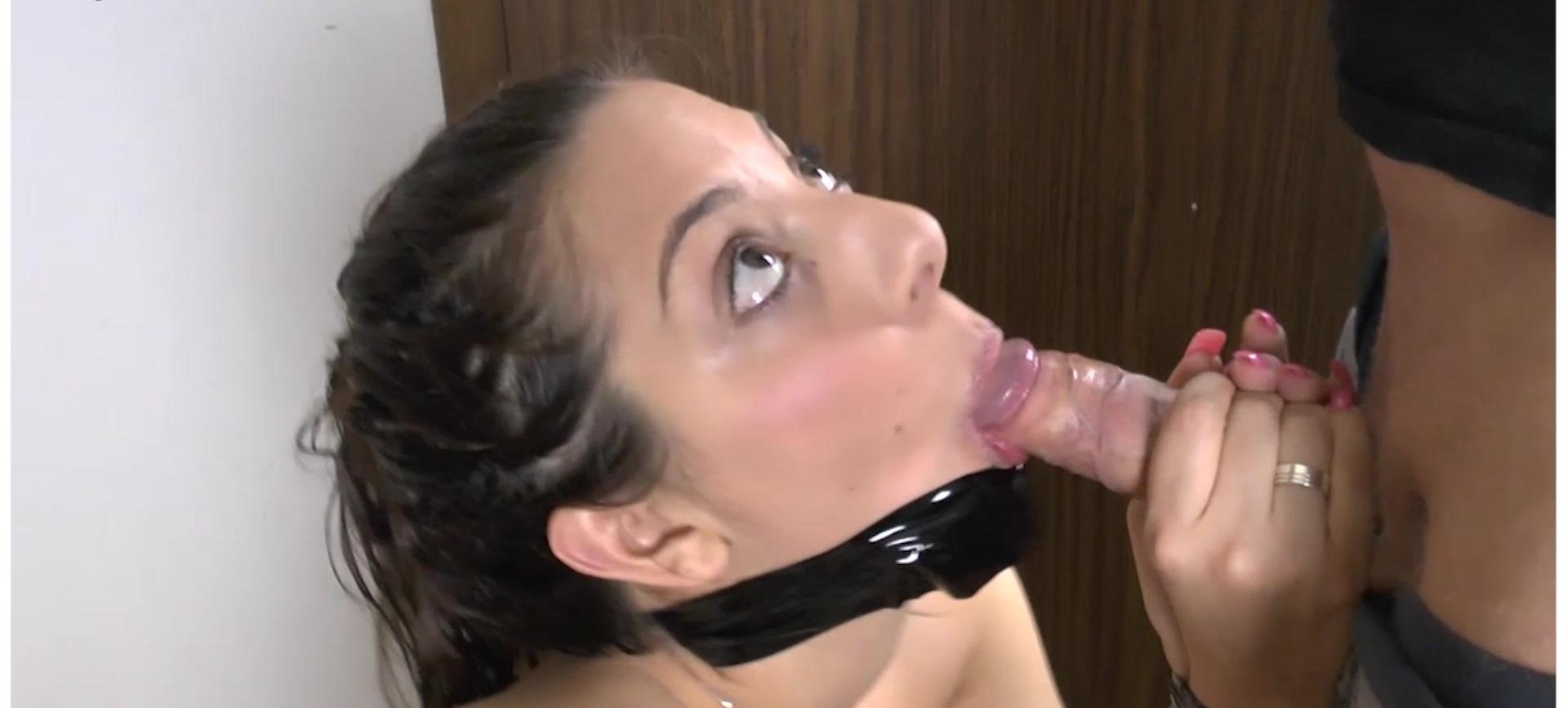 My Dirty Hobby - Deutscher Amateur Bondage - Gefesselt und Benuzt!