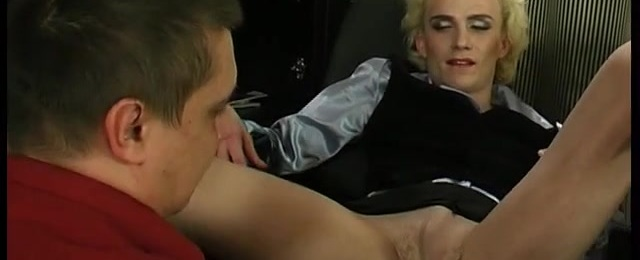 Randolph and Dan sissy gay on video