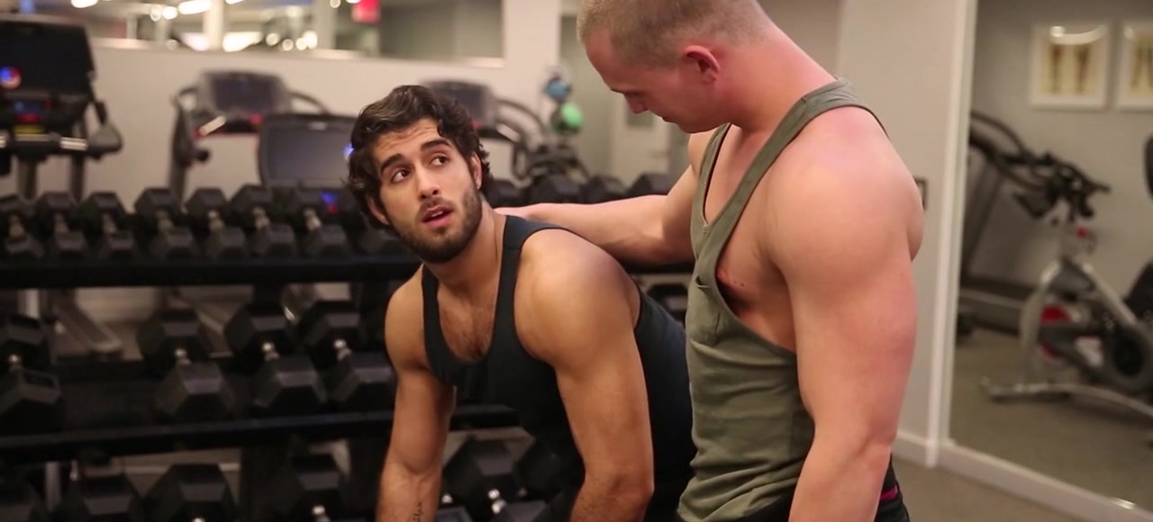 Married MEN Part 1 - TRAILER- Diego Sans and Tommy Regan - STG - Str8 to Gay