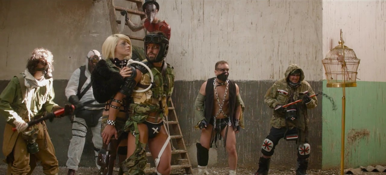 Apocalypse Part 1 - TRAILER - Paddy OBrian and Hector de Silva - STG - Str8 to Gay
