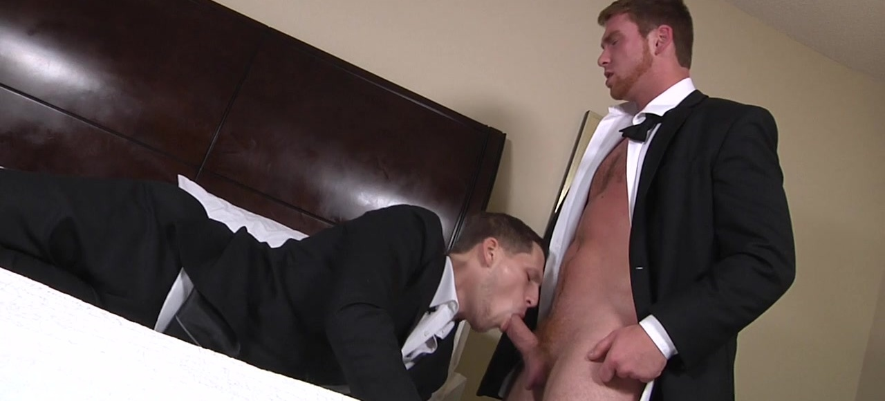 The Groomsmen Part 3 - TRAILER- Roman Todd and Connor Maguire - STG - Str8 to Gay