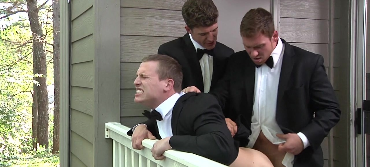 The Groomsmen Part 2 - TRAILER- Connor Maguire, Tommy Regan, JJ Knight - STG - Str8 to Gay