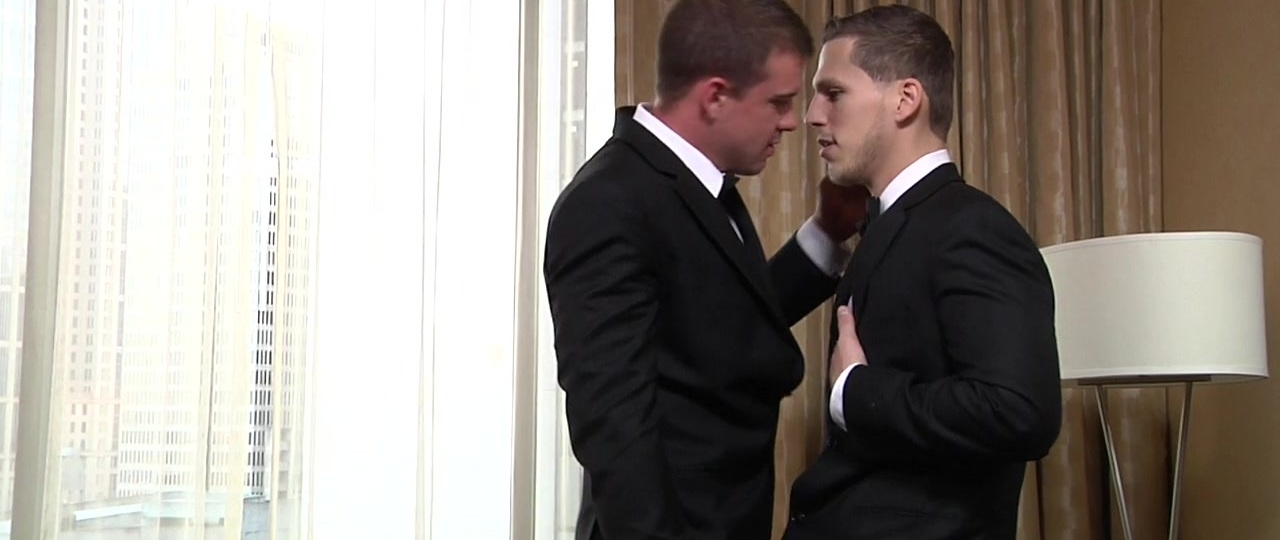 The Groomsman Part 1 - TRAILER - Darin Silvers and Roman Todd - STG - Str8 to Gay