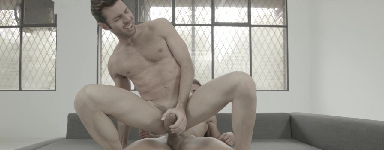 Inside Brent Everett Part 1 - TRAILER - Brent Everett & Dario Beck - GOM - God's Of MEN