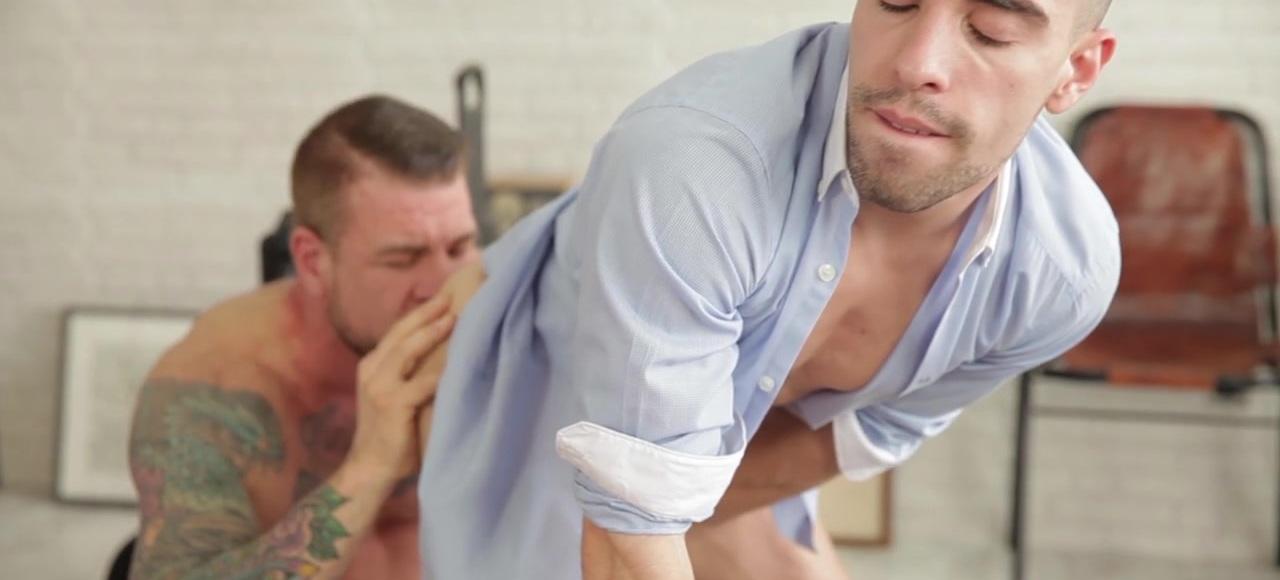 Eat, Prey, Fuck, - TRAILER - Rocco Steele & Josh Milk - STG- Str8 to Gay