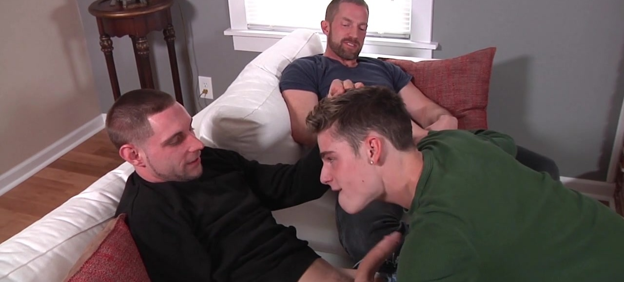 My New Stepdad is a Pervert Part 3 - TRAILER- AdamHerst & Travis Stevens & Jay Rising - DMH - Drill My Hole