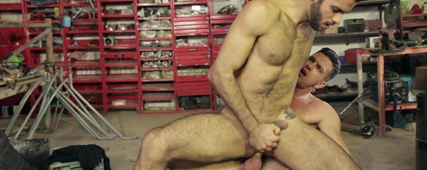 Forbidden Part 2 - Paddy O'Brian & Tony Milan - MOUK - Men of UK