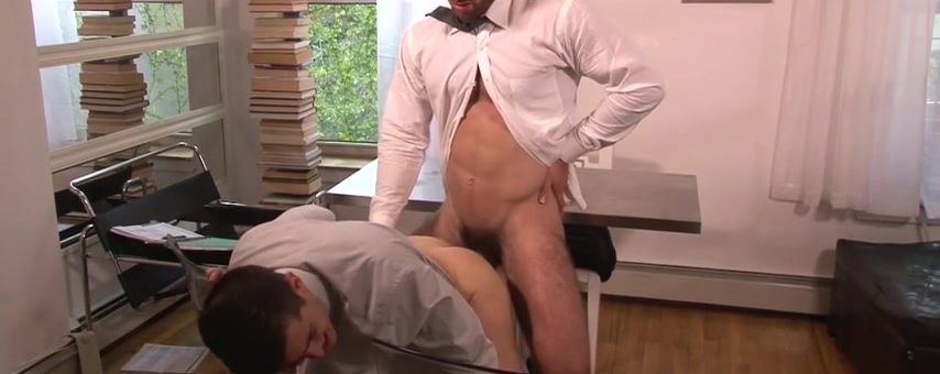 Executive Suite - Jarec Wentworth & Jacob Ladder - TGO - The Gay Office