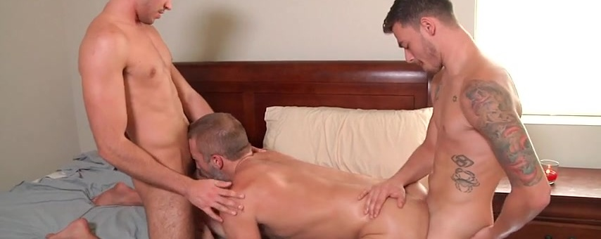 Stepfather's Secret Part 6 - Dirk Caber - Sam Northman & Trevor Spade - DMH - Drill My Hole