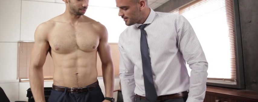The Business Of Sex Part 4 - TGO - The Gay Office - Damien Crosse & Juan Lopez