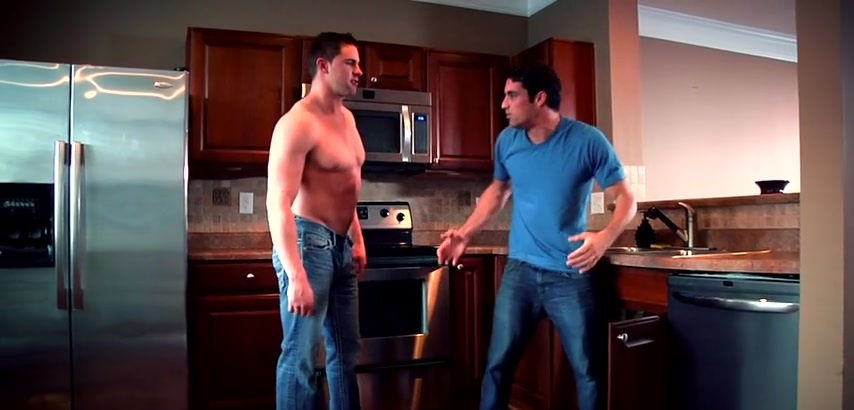 Hump or Bump - STG - Str8 to Gay - Jack King & Jake Wilder