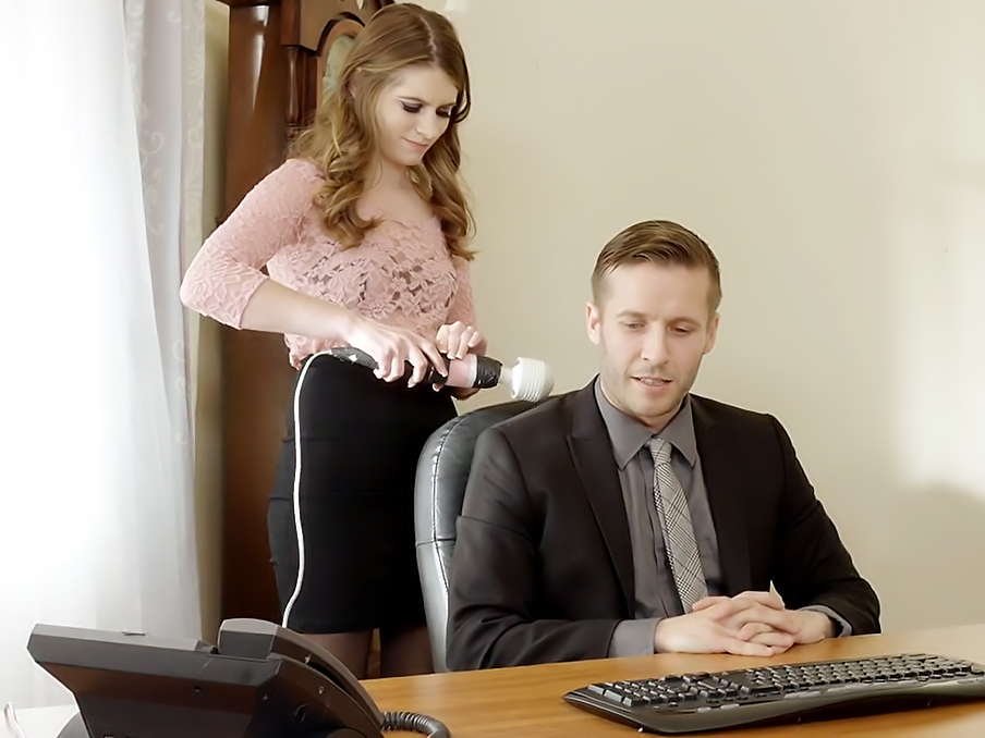 New Office Assistant Alice March Aims to Please Her Boss!
