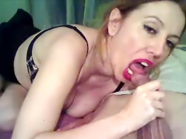 Redhead gets her nipples teased
