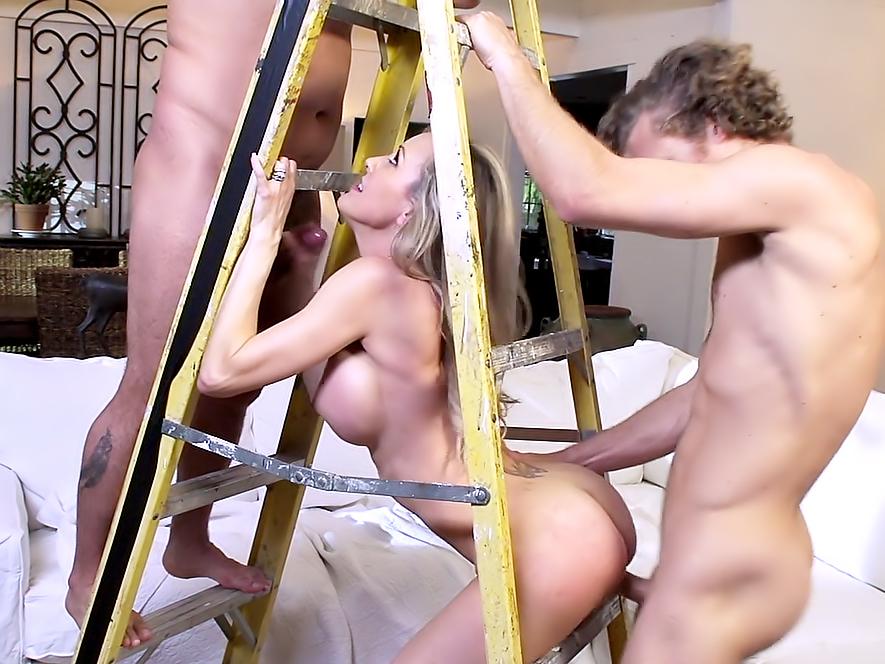 Brandi Love's The Contractors