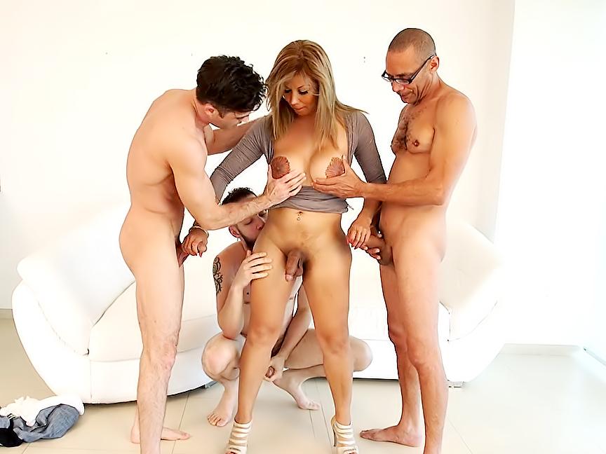 Hooker whore mature kink orgy