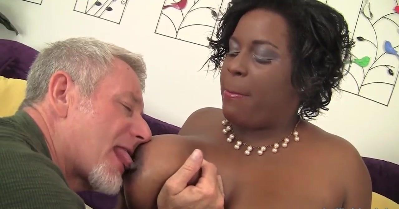 Sexy black plumper Marliese Morgan gets fucked hard