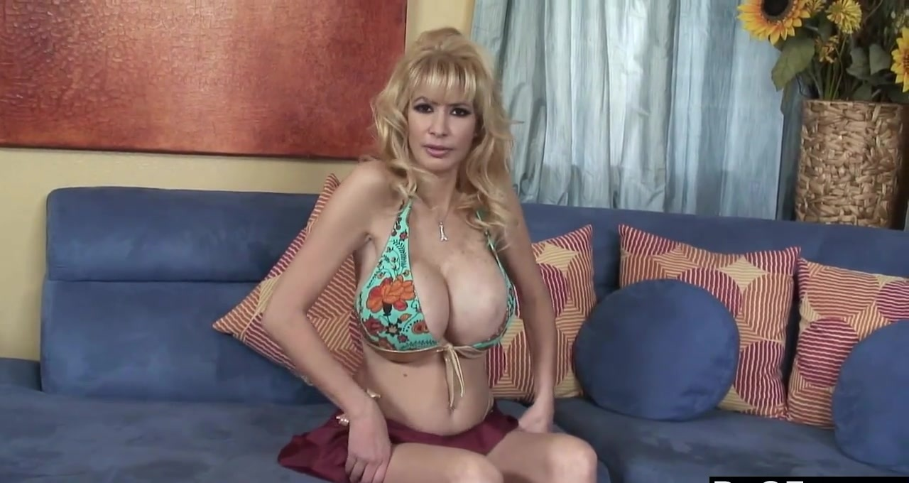 Big-boobed Tara is addicted to cum