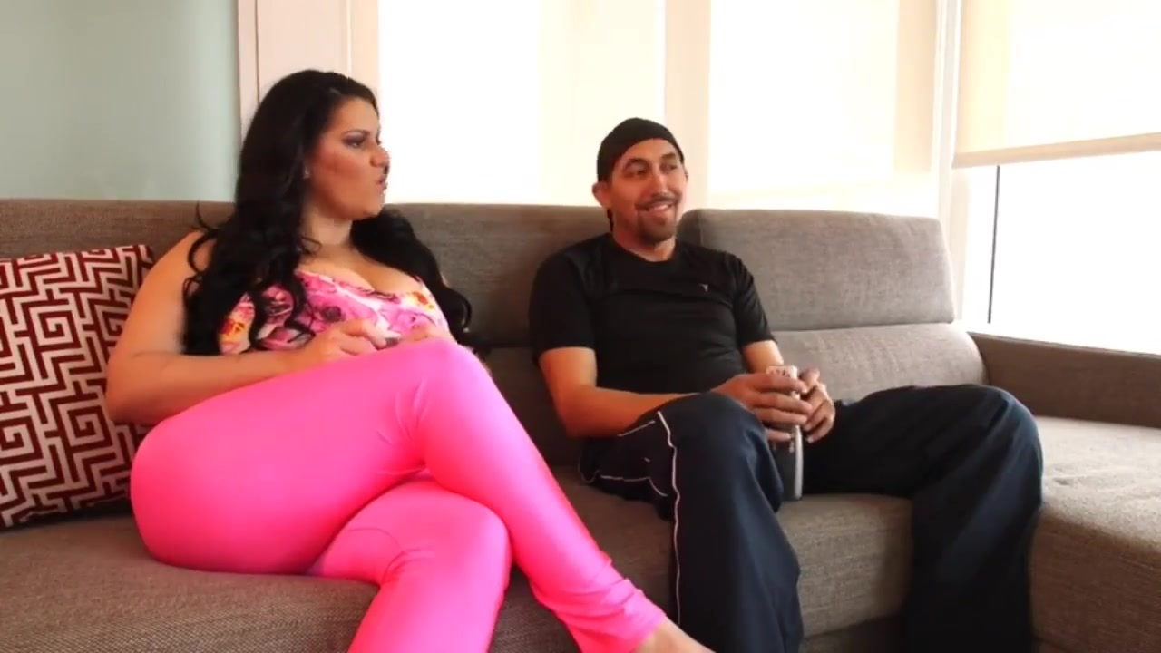 Big Ass Bbw Latina Threesome