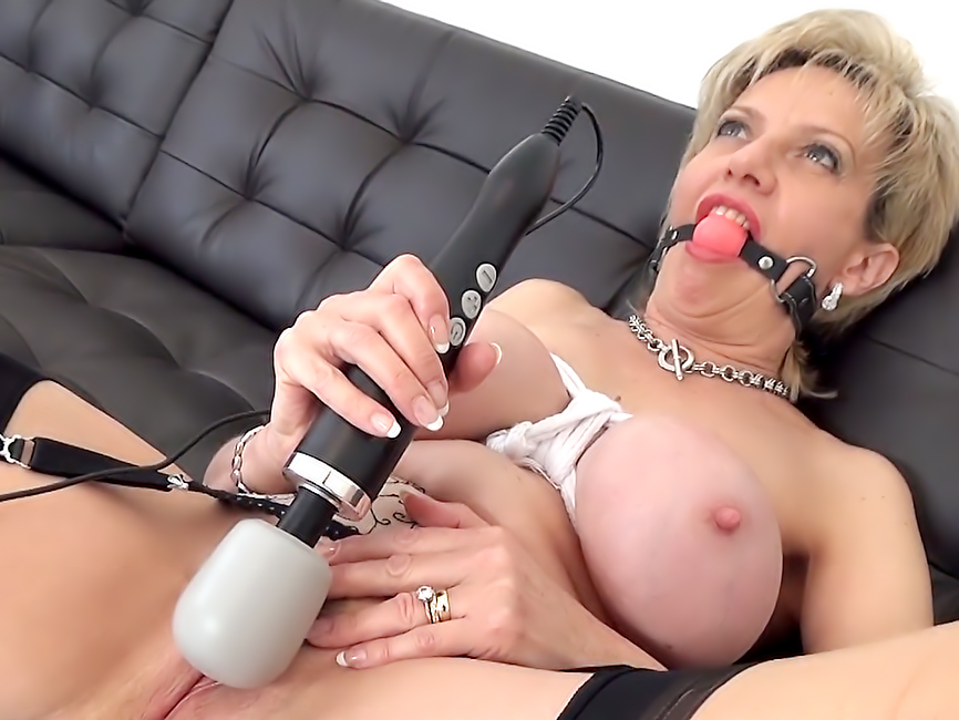 HUGE Squirting Bondage Orgasms!