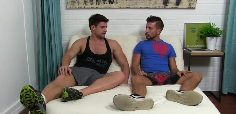 Aleck's Socks and Feet Worshiped - Aleck
