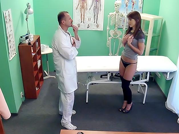 Patient Wants a Sexual Favour