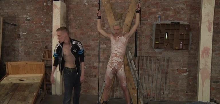 Kris Finally Gets His Reward - Kris Blent and Ashton Bradley