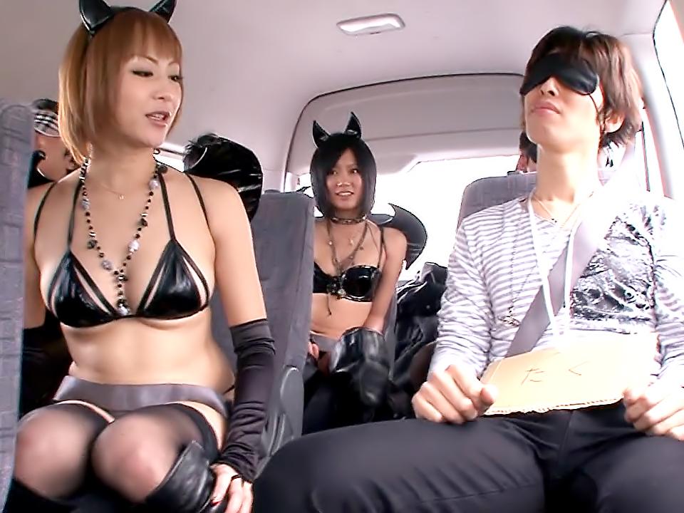 Eri, Uta And Nanami Surprise Some Fans