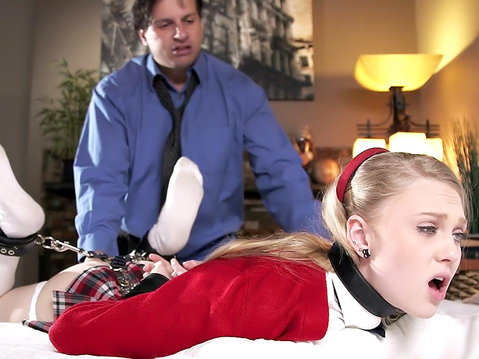 Lily Rader - Schoolgirl Bound 3
