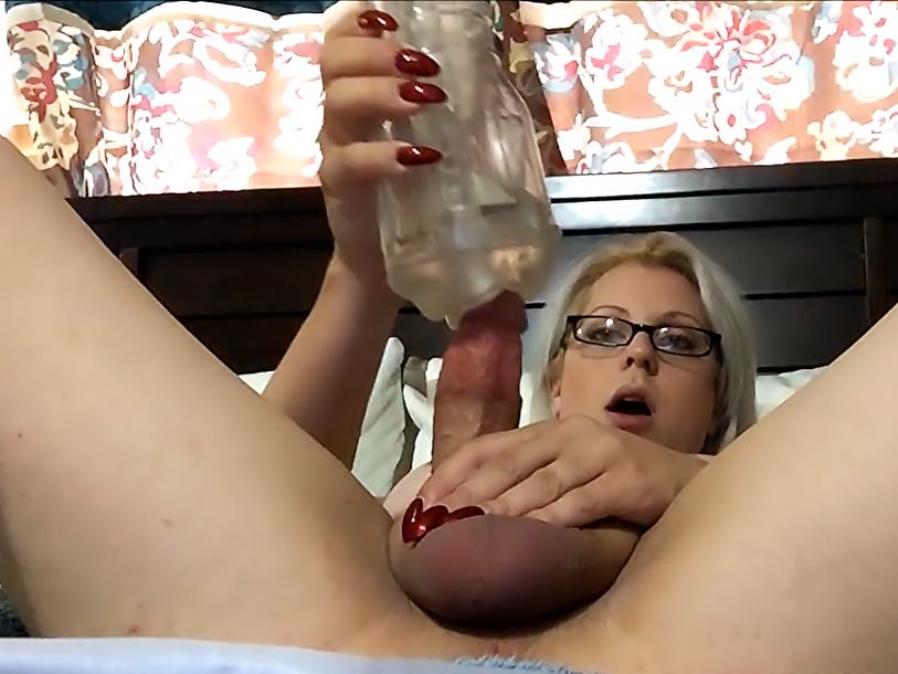 Tyra Scott Fucking Her Fleshlite