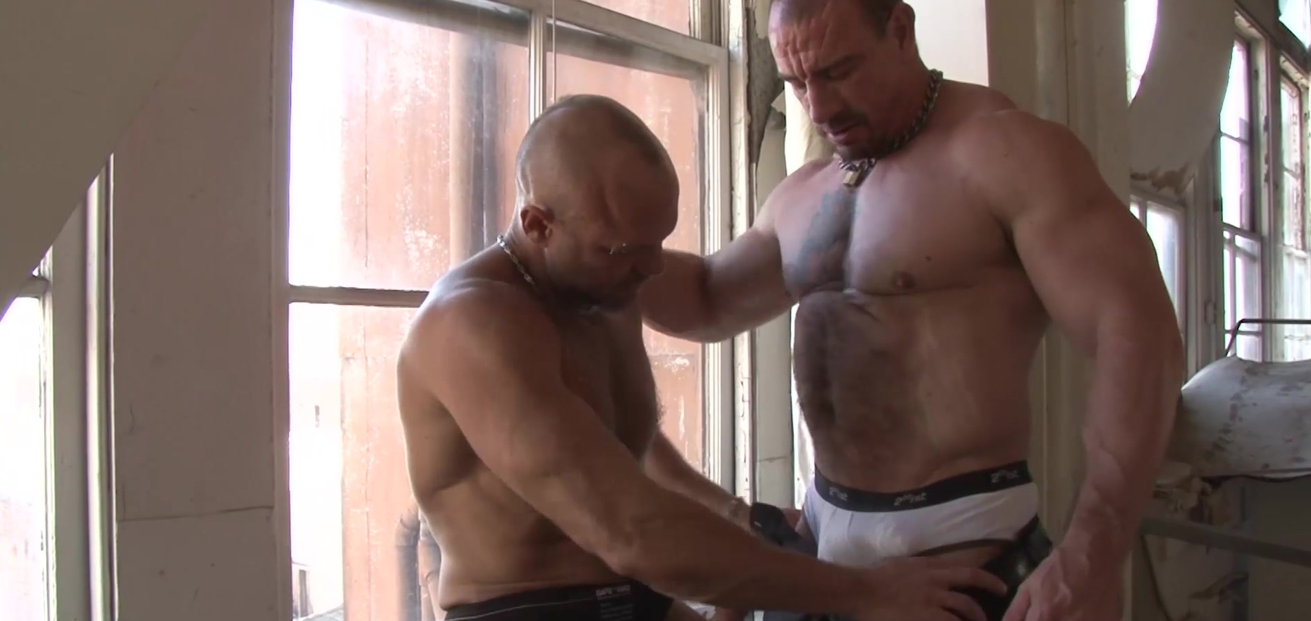 Ed Hunter and Chad Brock Bareback