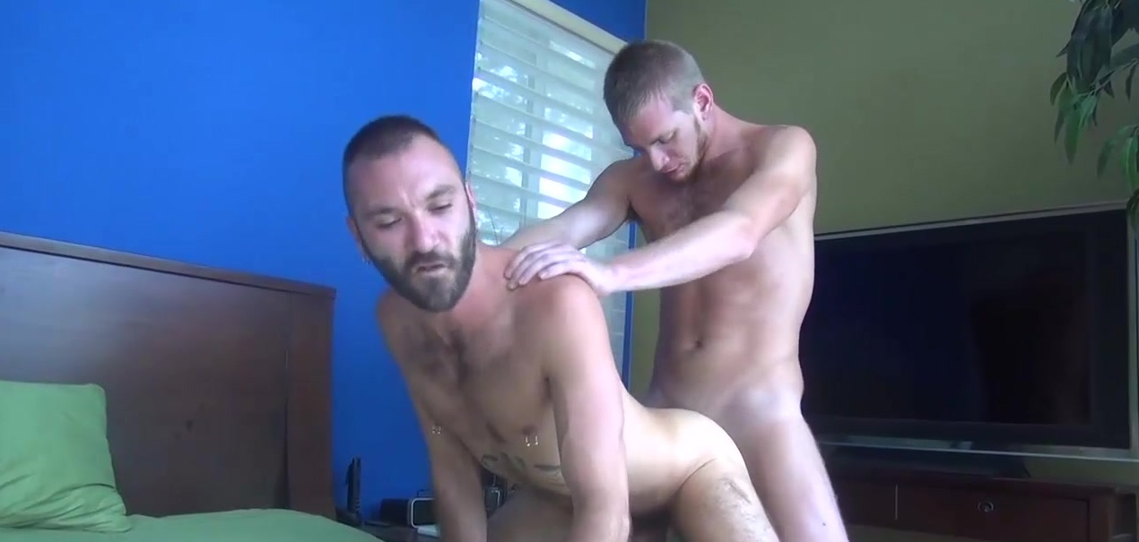 Billy Warren Fucks Ethan Palmer Bareback