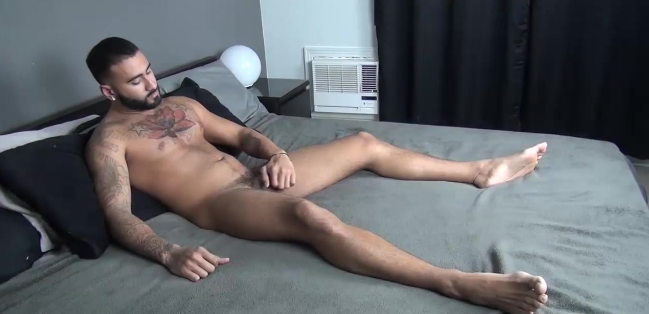 Trit Tyler Blows Latin Stud Rikk York