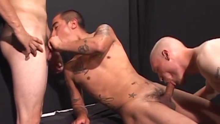 Blake Harris, Deryk Winters and Jason Phisher