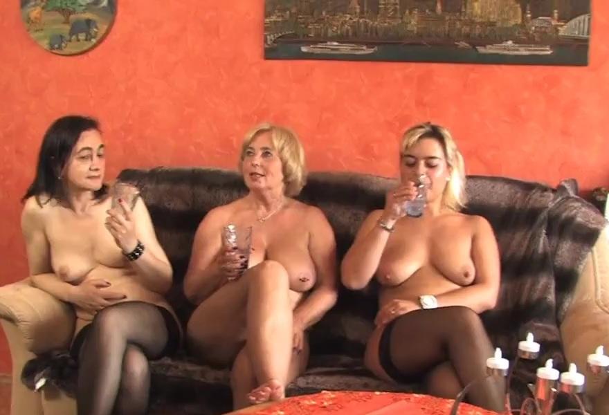 Mature german anal sex