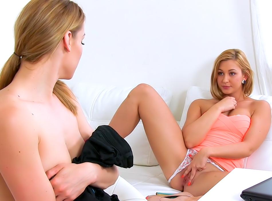 Hot lesbian casting